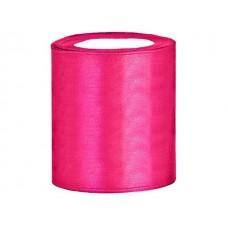 Breed  Lint Donker Roze 100 mm