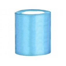 Satijn Lint Hemels Blauw 100 mm