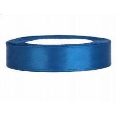 Blauw Satijn Lint 12 mm