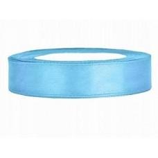 Hemels Blauw Satijn Lint 12 mm