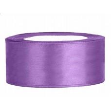 Lavendel Satijn Lint 25 mm
