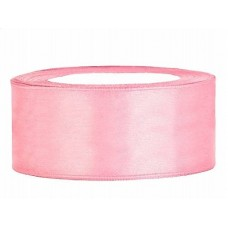 Licht Roze Geboortelint 25 mm