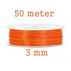 Lint Neon Oranje 3 MM X 50 Meter