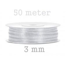 Lint Zilver 3 MM X 50 Meter