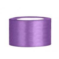 Lavendel Satijn Lint 38 mm x 25 meter