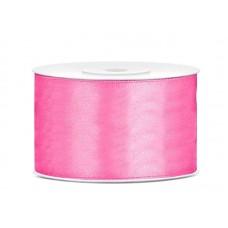 Roze Satijn Lint 38 mm