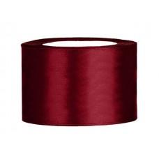 Diep Rood Satijn Lint 50 mm
