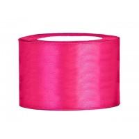 Donker Roze Satijn Lint 50 mm