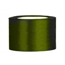 Groen Satijn Lint 50 mm