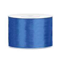 Koningsblauw Lint 5 Cm.