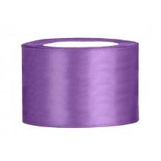 Lavendel Satijn Lint 50 mm