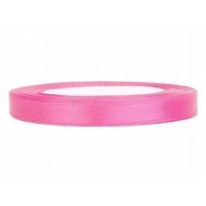 Satijn Lint Roze 6 MM X 25 Meter