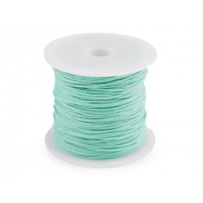 Waxkoord Mint 1 MM