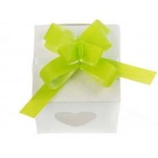 Pull Bow Treklint Licht Groen