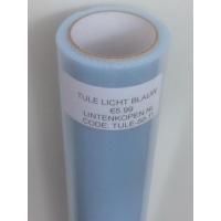 Licht Blauwe Tule Op Rol 50 cm Breed