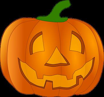 pompoen voor de halloween