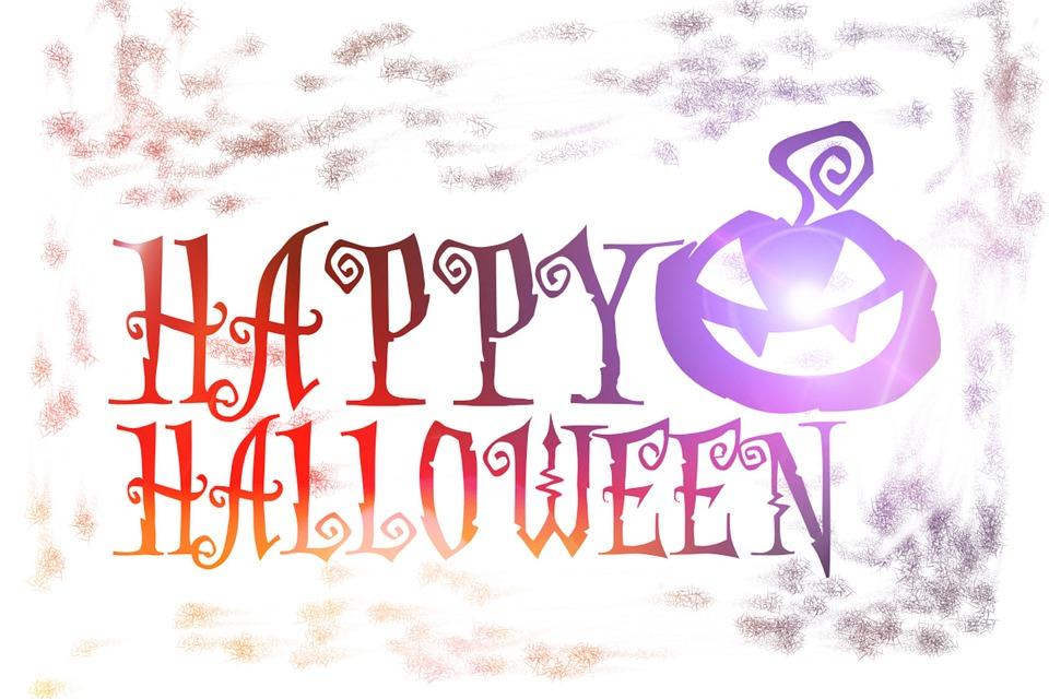 vrolijk halloween