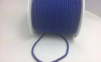 koord, granaat blauw