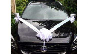 lintje auto bruiloft
