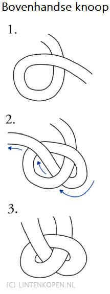 bovenhandse-knoop