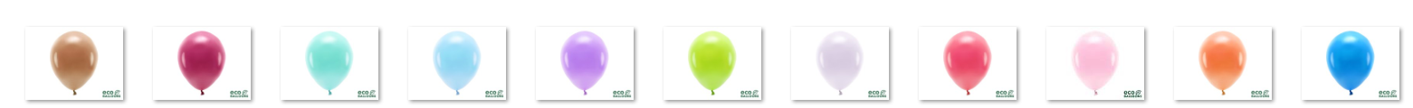 milieuvriendelijke ballon